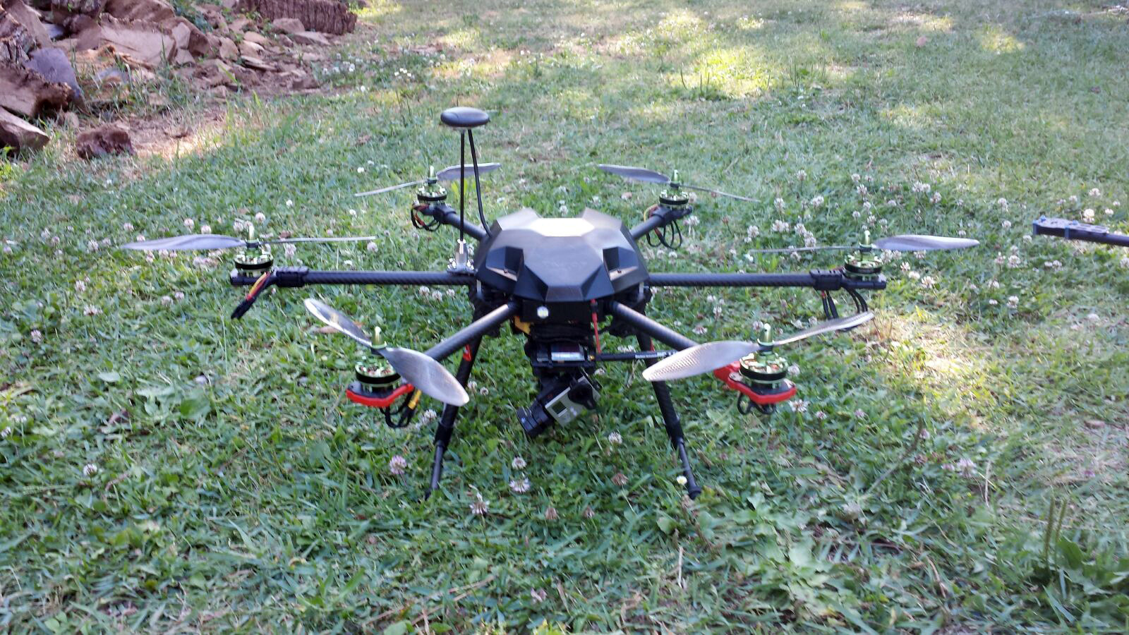 FlyDrone-X6-Front