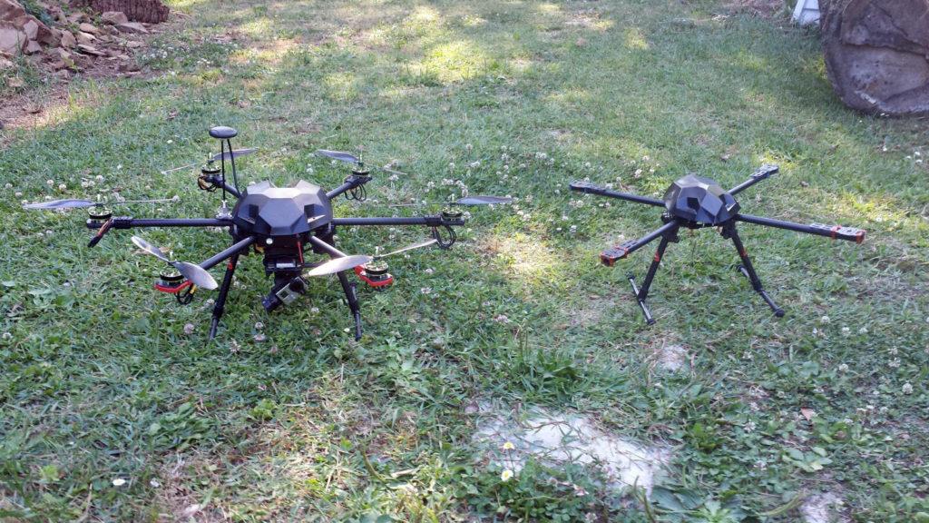 FlyDrone-X6-vs-X4-open