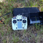 FlyDrone-X4-Radio-e-Schermo