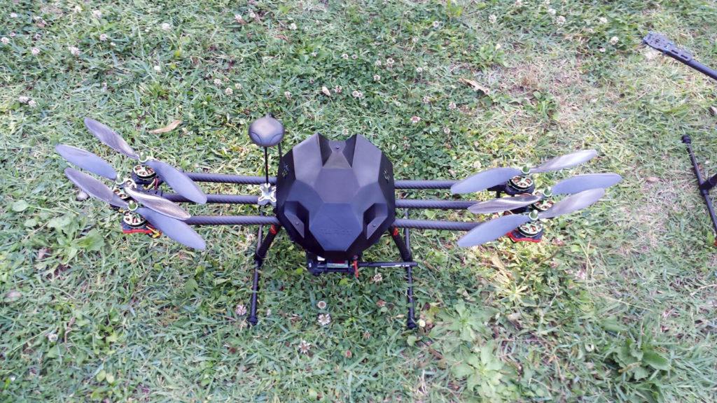 FlyDrone-X6